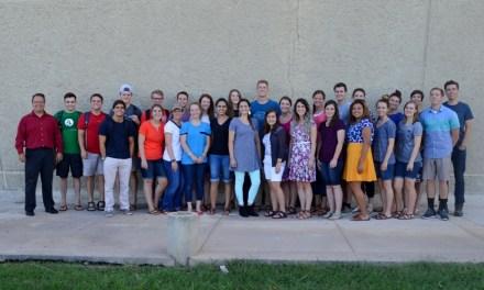 Estudiantes norteamericanos cursan estudios de cultura yucateca en la Universidad Modelo