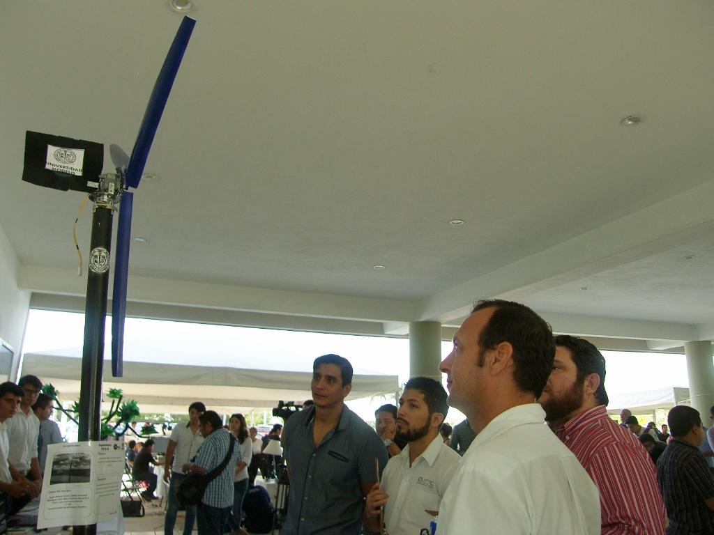 Aerogenerador eólico