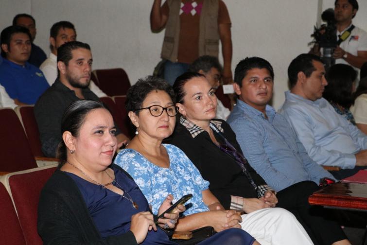 """Estudiantes de la UADY y el ITM participan en el proyecto """"Células de Innovación"""" de la CANIETI"""