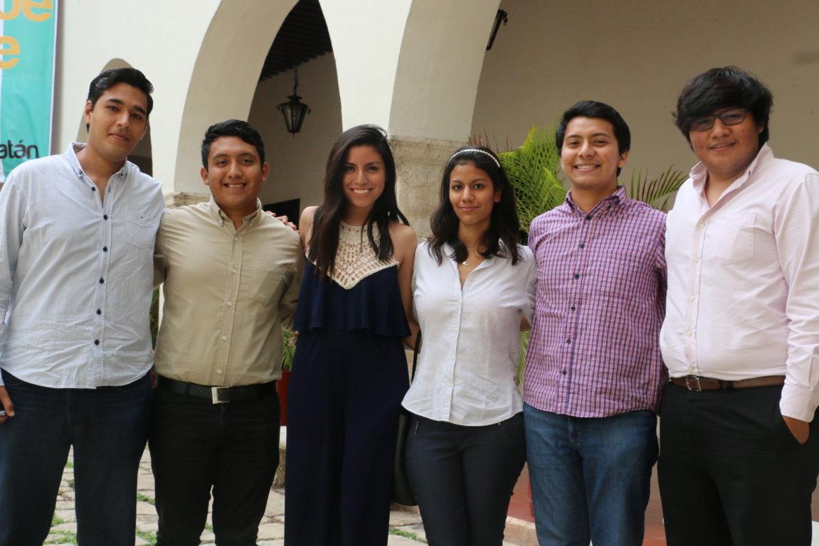 Seis alumnos de la UADY participaron en Talentum-Universidad 2017 del Centro de Investigación y Docencias Económicas