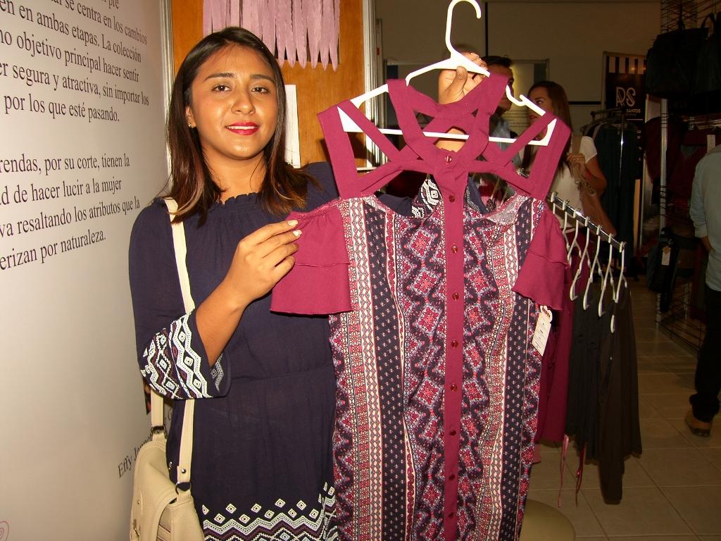 Effy Pérez. Moda versátil para los primeros meses de embarazo y postparto