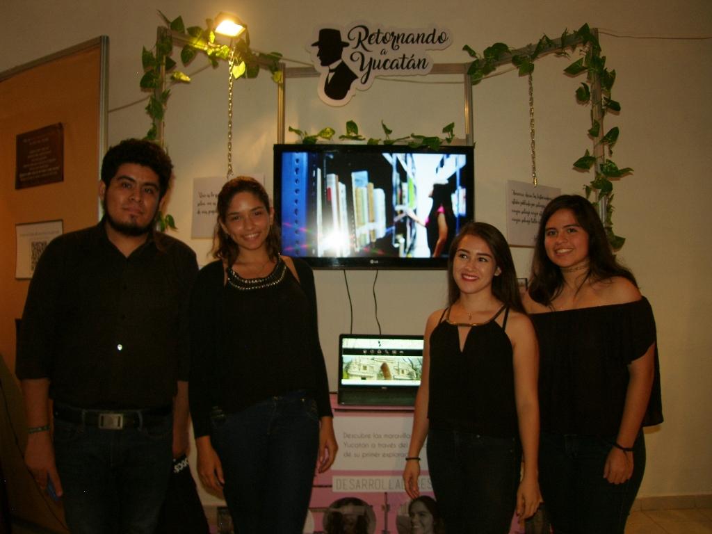 Diseño Interactivo | Sitio Web: Retornando a Yucatán
