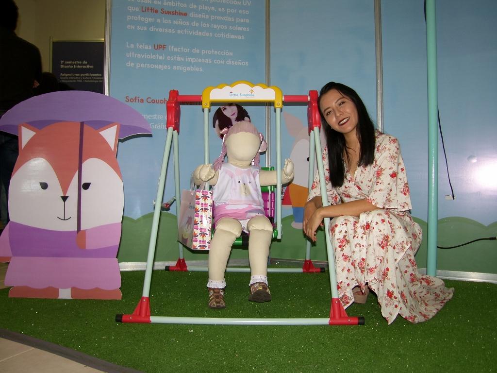 Sofia Couoh|Little Sunshines. Diseño de marca y desarrollo de colección de prendas infantiles con protección solar. Diseño grafico