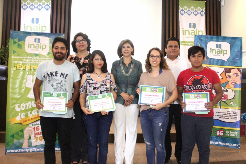 Conoce a los ganadores del concurso de Cartel Universitario y Tiras de Cómic del INAIP