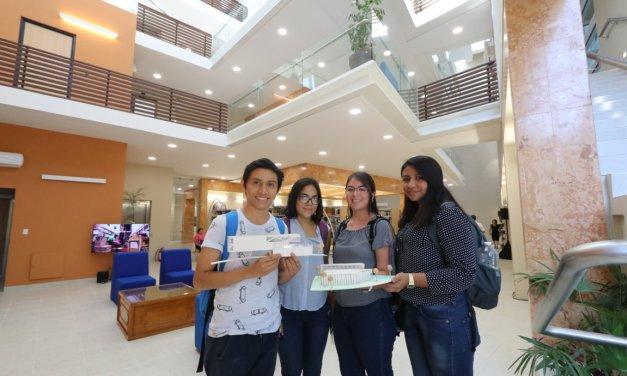 UADY inaugura Biblioteca del Campus de Arquitectura, Hábitat, Arte y Diseño