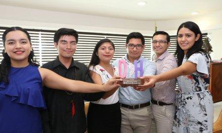 Estudiantes de la UADY obtienen el primer lugar en la VI Competencia Universitaria sobre Derechos Humanos