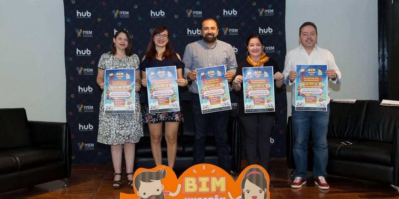 Anuncian la segunda edición del Business Innovation Market (BIM) Yucatán