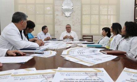 La Facultad de Medicina de la UADY realizará el VI Congreso de Residentes de Especialidades Médicas