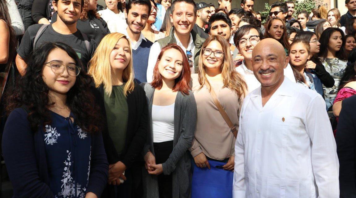 Calidad Educativa de la UADY atrae a extranjeros para realizar estancias académicas