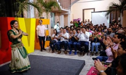Cerca de 500 jóvenes participara en los talleres de SEJUVE