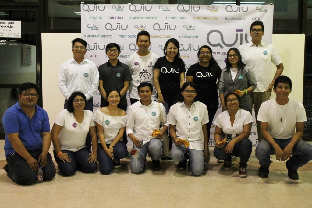 Voluntarios Quiu