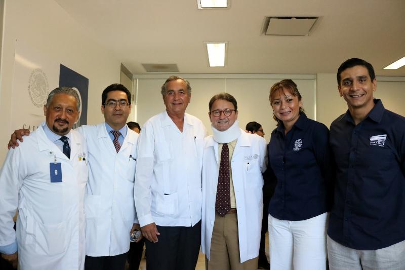 La Universidad Modelo inaugura Unidad de Atención, Enseñanza e Investigación en el Hospital Regional de Alta Especialidad