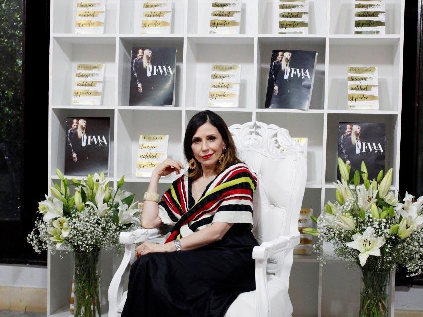 Lucy Lara comparte su imagen, actitud y poder en la Fashion Week Academy Mérida