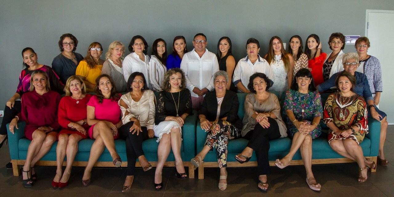 """Mérida, sede del Encuentro Nacional  """"Mujeres empoderadas"""""""