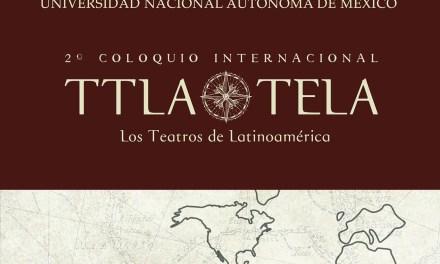 Realizan encuentro de investigación sobre espacios teatrales en Iberoamérica
