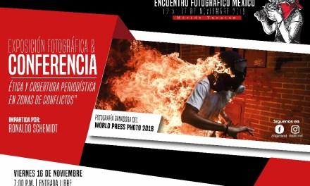 CEPHCIS se suma al 11° Encuentro Fotográfico México