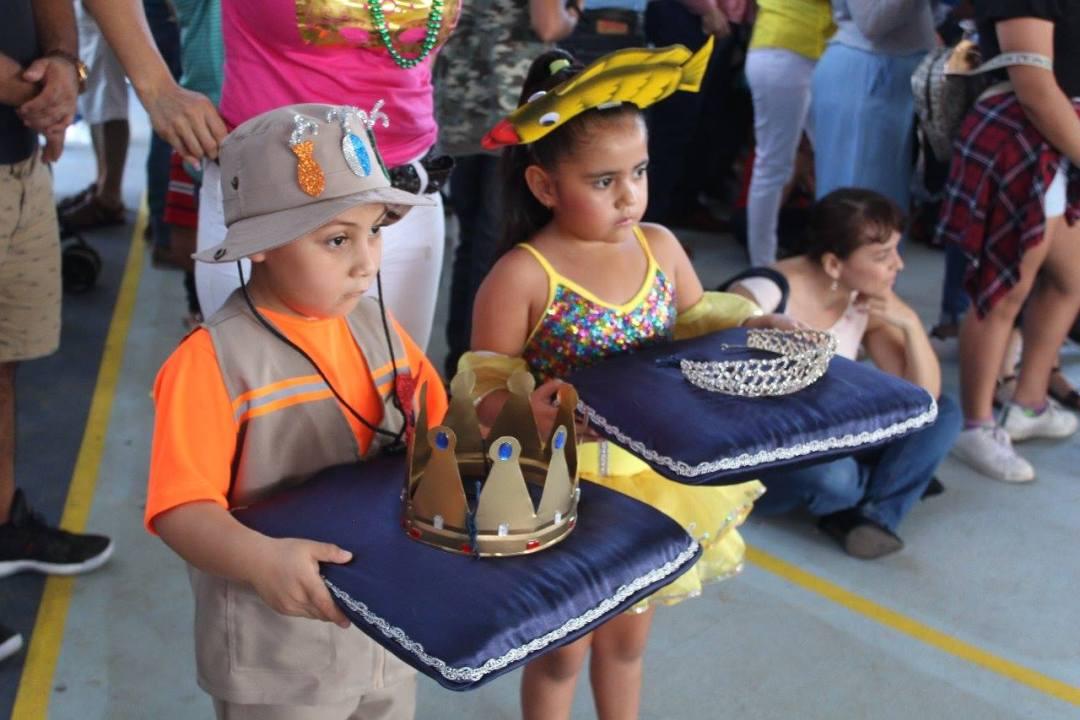 Carnaval Escuela Modelo 5