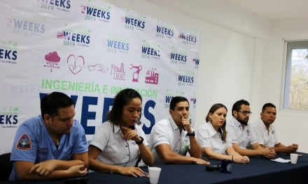 I Weeks: El primer festival de Innovación e Ingeniería de Yucatán