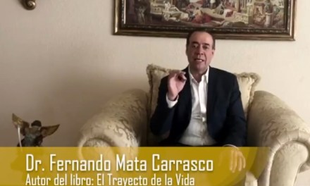 """""""Si no buscamos el bien común no estamos haciendo nuestro trabajo"""": Ing. Fernando Mata Carrasco"""
