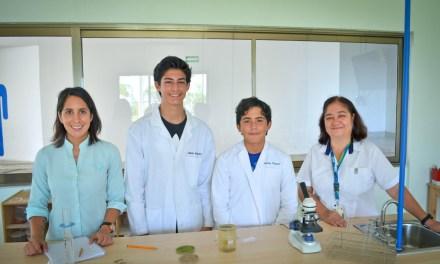 Jóvenes científicos representarán a México en Suecia