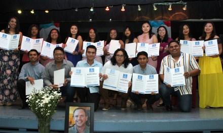 Egresa de Impulso Universitario nueva generación de Profesionistas Agentes de Cambio