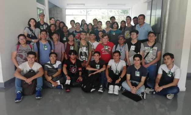 CICY inaugura Tercera Semana de Ciencia para Jóvenes- Talento CICY 2019