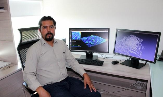 La representación tridimensional de ambientes acuáticos mediante fotogrametría submarina. Entrevista a Jesús Arturo Monroy Anieva