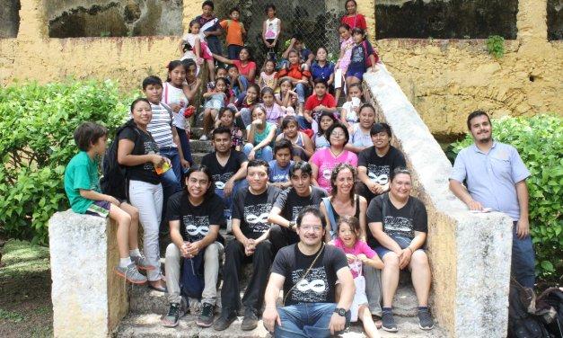 Realizan Curso de Verano Científico para niños y jóvenes de comisarías de Mérida