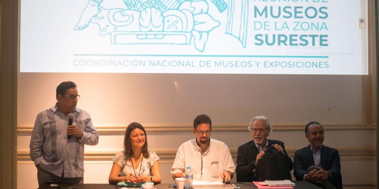 Museos de la zona sureste analizan retos y oportunidades para el presente y futuro
