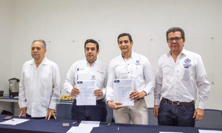 Firma Universidad Modelo convenio de colaboración con Instituto Tecnológico Superior de Motul