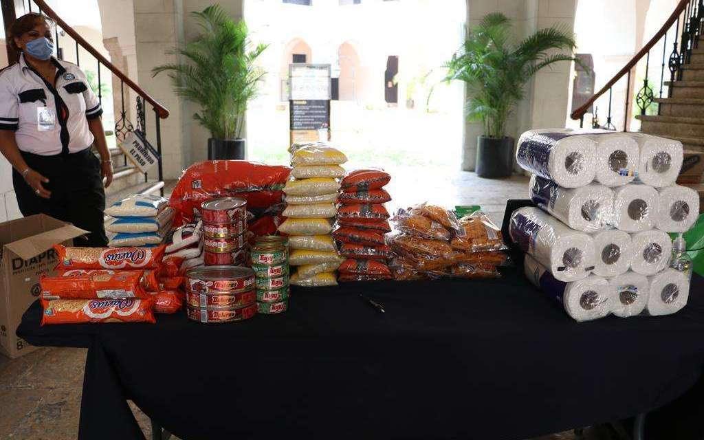 UADY abre centro de acopio para apoyar a familias afectadas por la tormenta tropical Cristóbal