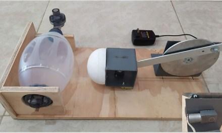 Desarrolla CICY respirador simplificado