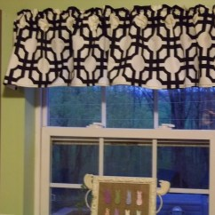 Kitchen Window Valances Sink Pipe Cleaner Valance  Quiver Full Of Blessings
