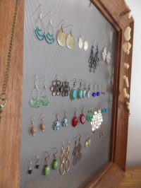 Easy DIY Earring Holder  Quiver Full of Blessings