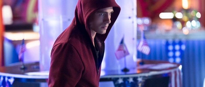 """Promo Images From The Episode """"Seeing Red"""""""