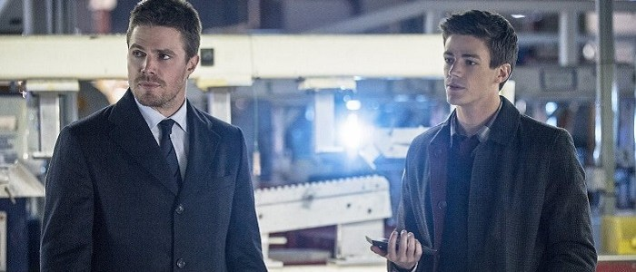 Arrow And The Flash To Have A 2-Hour Crossover Event!