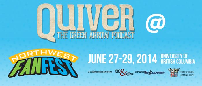 Quiver @ NorthWest Fan Fest