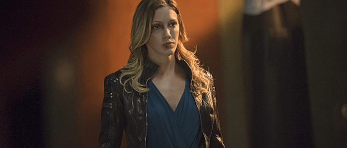 First Look At Laurel Lance As The Black Canary!