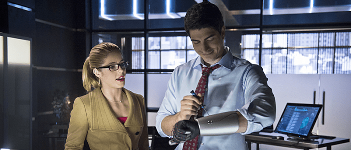 Felicity Smoak & Ray Palmer To Appear On The Flash