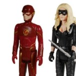 ReAction Figures For Arrow & The Flash Revealed