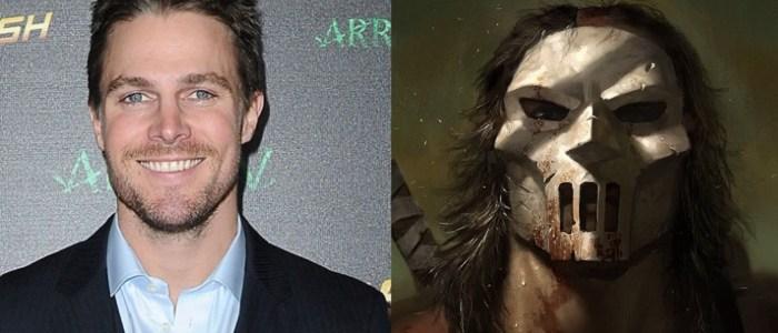 Stephen Amell Cast As Casey Jones In The Teenage Mutant Ninja Turtles Sequel