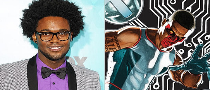 Echo Kellum Cast As Mr. Terrific