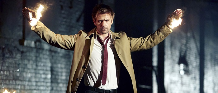 Matt Ryan Returns As John Constantine In Arrow Season 4!