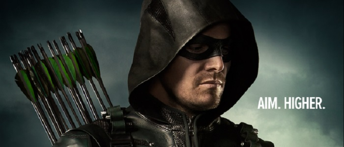 New Arrow Season 4 Poster!