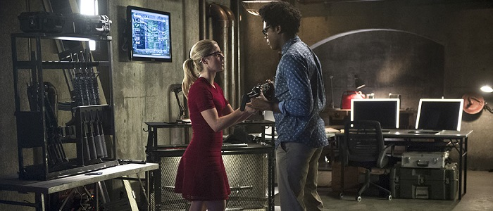 New Images & Details Of Arrow's Mr. Terrific