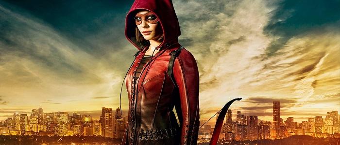 Willa Holland Returning As Thea In Arrow's Final Season