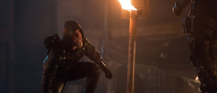 First Look At Future Oliver Queen In DC's Legends Of Tomorrow!