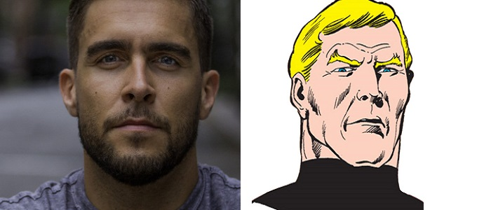 Actor Josh Segarra Cast As DC Character Adrian Chase For Season 5