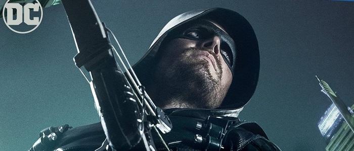 Arrow Season 5 Coming To Blu-ray on September 19th, 2017