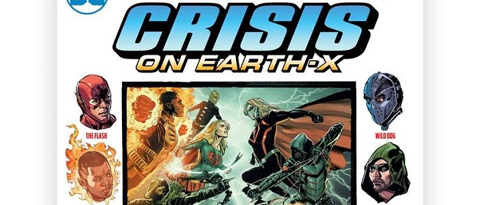 First Details On This Year's 4-Part Crossover Event Titled Crisis On Earth X!
